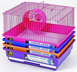 """Prevue Hendryx 1 Story Basic Hamster & Gerbil Cage 14"""" X 11X"""