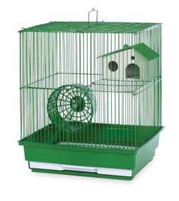 2-Story Small Animal Cage Color: Green