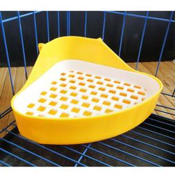 2 layers pet hamster toy toilet sand