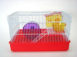 2 story hamster cage h810 comes in