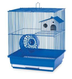 2-Story Small Animal Cage Color: Blue