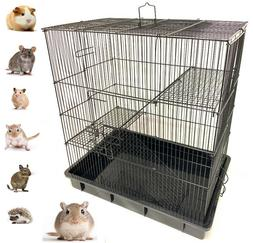 3-Level Guinea Pig Chinchilla Small Animal Rat Mice Hamster