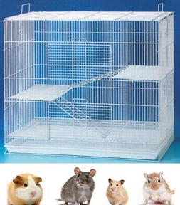 "3-Story 20"" Gerbil Hamster Rodent Animal Rat Mice Degu Hedge"