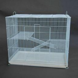 3 Tier Pet Cage for Cat Ferret Guinea Pig Hamster Rat Sugar