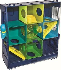 Ware Manufacturing 3-Wall Unit Critter Universe Small Pet Ca