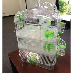 NEW Open Play Dome Top  Bird Parrot Cage Cockatiel Amazon Ca