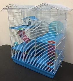 5 Floor Large Twin Towner Large Habitat Syrian Hamster Roden