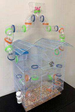 5 Level Large Lookout Tower Dwarf Hamster Habitat Rodent Ger