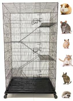 "55"" Large 5 level Ferret Chinchilla Sugar Glider Rat Mice Ha"