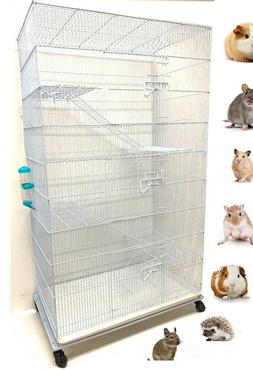 "55"" X-Large 5-Level Ferret Guinea Pig Sugar Glider Hamster R"