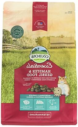 Oxbow Animal Health Hamster And Gerbil Fortified Food, 1-Pou
