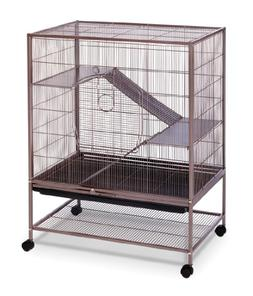 Prevue Hendryx Small Animal Rat and Chinchilla Cage With Ham