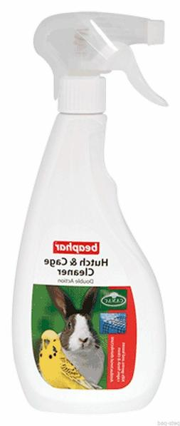 Beaphar Antibacterial Hutch & Cage Cleaner - Cleans & Disinf