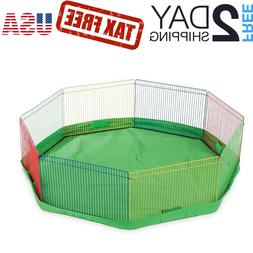 Best Pet Big Guinea Pig Rabbit Cage Kit Mall Animal Rodent G