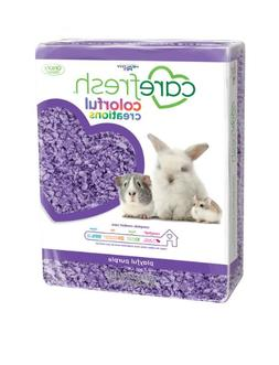 Carefresh Colorful Creations Small Pet Bedding,50 L FREE SHI