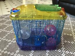 Critter trail Hamster Cage And Habitats Accessories