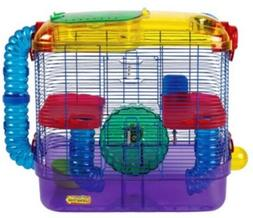 Kaytee Crittertrail Critter Trail 2 Level Pet Cage Hamsters,