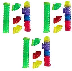 CritterTrail Fun-nels Assorted Tubes
