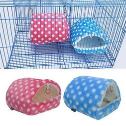 Cute Guinea Pig Bed Animal Winter Cage Mat Hamster Hedgehog