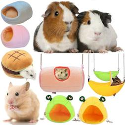 Rats Hamster Squirrel Winter Warm Hanging Cage Hammock Cute