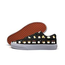 The Daily Life Of Hamsters Women's Casual Sneakers Shoes F