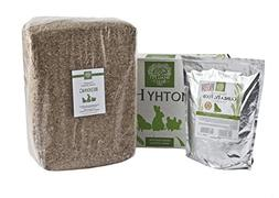 Small Pet Select Deluxe Combo Pack: Timothy Hay , Guinea Pig