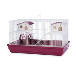 Prevue Pet Products Deluxe Hamster and Gerbil Cage