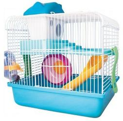 Dwarf Baby Hamster Gerbil Cage Small Animal Mouse Water Bott