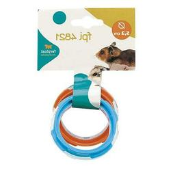 Ferplast Hamster Tube Coloured Attachments 5.2 x 1.5cm