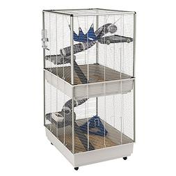 Ferplast Ferret Cage, Grey