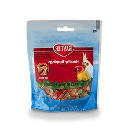 Kaytee Fiesta Healthy Toppings Papaya Bits for All Pet Birds