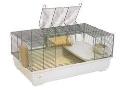 Marchioro Goran 82 Cage for Small Animals, 32.25 inches, Bei