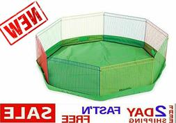 Guinea Pig Cage Pet Barrier Rabbit Indoor Hamster Fence