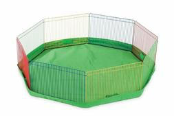 Guinea Pig Cage Pet Barrier Rabbit Indoor Hamster Fence Gate