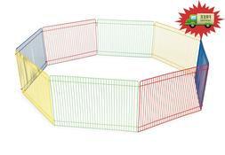 Guinea Pig Playpens Animal Cage Dog Fences Small Animal: Fer