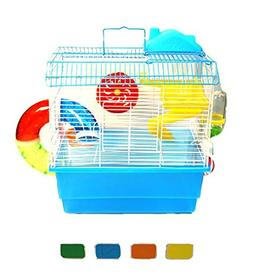 Hamster cage, 36x24x41.5cm, Case of 1