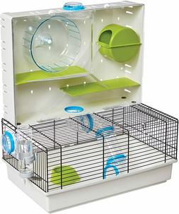 Hamster Cage   Awesome Arcade Hamster Home   18.11 x 11.61 x