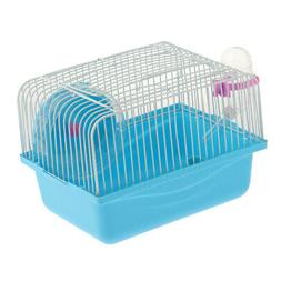 Hamster Cage Gerbil Rodents Small Animals Mouse With Accesso