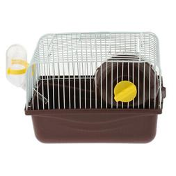 Hamster Cage Gerbil Small Animals Mouse With Accessories Hou