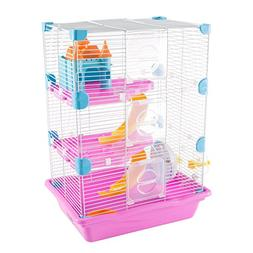 Hamster Cage Habitat, 3 Story Critter/Gerbil/ Small Animal S