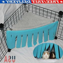 Hamster Cage Hanging Bed Nest Guinea Pig Hideout Hideaway Ca