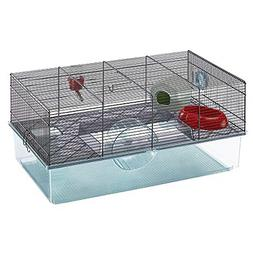 Hamster Cage Include Free Water Bottle Exercise Wheel Food D