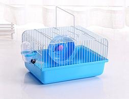 Misyue Hamster Cage Portable Carrier Hamster Carry Case Cage
