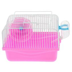 Hamster Cage Rat Gerbil Rodents Small Animals Mouse With Acc