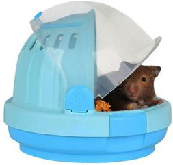 Hamster Carrier Cage Portable Transport Unit for Syrian Hams