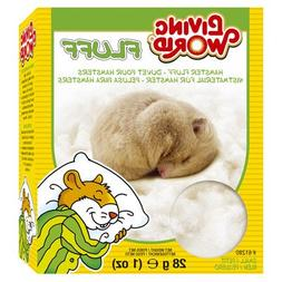 Living World Hamster Fluff, 1-Ounce
