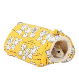 Hamster Hammock Cage Small Animals Sleeping Bed House Chinch