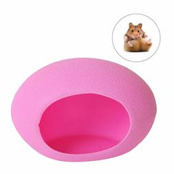Hamster House Nest  Plastic Summer Cool Home Room Rat Mice M