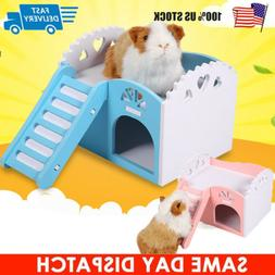 House Bed Cage Nest For Small Animal Pet Hamster Hedgehog Gu