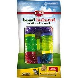 Kaytee CritterTrail Fun Twist and Turn Value Pack, Colors Va